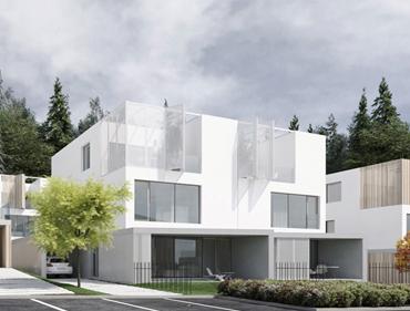 Nadstandardne hiše SH Global - Radvanje