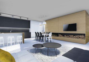 Vizualizacija stanovanja - jedilnica