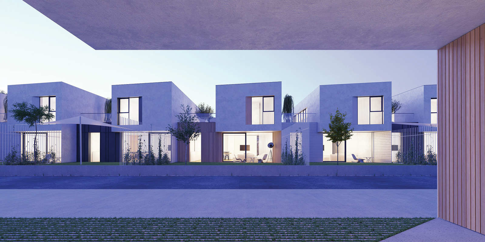 Vizualizacija stanovanja SH Global